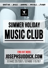 6 Week Holiday Music club