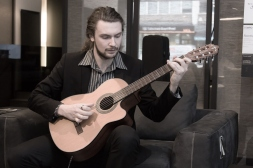 London Event Classical Guitarist