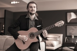Event Guitarist - Natuzzi London